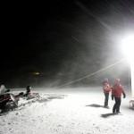 Norway snow blizzard