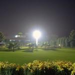 PIL Lighting the garden