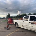 Asphalt truck – 1