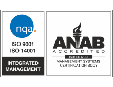 ANAB Accredited, Integrated Management